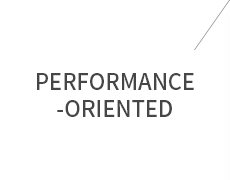 performance-oriented